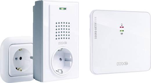 Vezeték nélküli csengő készlet, m-e modern-electronics 41017