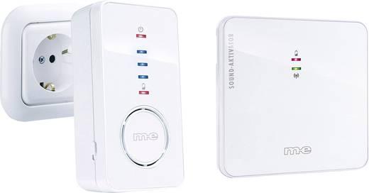 Vezeték nélküli csengő készlet, fehér, m-e modern-electronics 41020