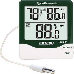 Extech 445713-TP Légnedvesség mérő 20 % r. 99 % r. Kalibrált: Gyári standard (tanusítvány nélkül) Extech
