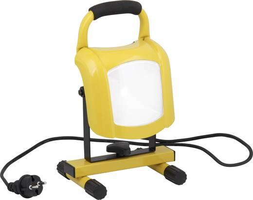 Hordozható LED-es munkalámpa, reflektor, vízálló, hideg fehér fényű Smartwares Work Light Profi 10.021.03