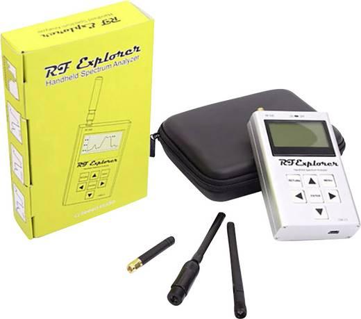 Spektrumanalizátor, 2 csatornás Seeed Studio RF EXPLORER 6G COMBO