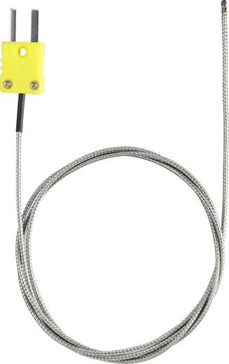 Hőmérséklet érzékelő hőelem, K-típusú Voltcarft 1386338