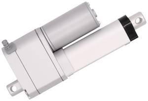 Lineáris DC motor 12 V/DC tengelyhossz 200 mm 500 N Drive-System Europe DSZY1-12-20-200-POT-IP65 Drive-System Europe