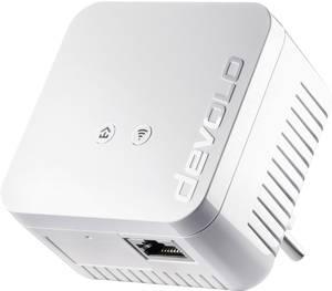Powerline WLAN, konnektoros internet átvivő bővítő egység 500 Mbit/s, Devolo dLAN 550 WiFi Devolo