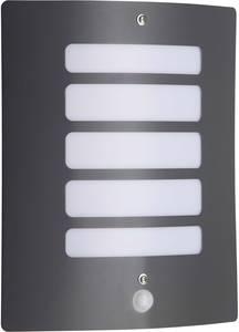 Brilliant Todd 47698/63 Kültéri fali lámpa mozgásérzékelővel E27 60 W Antracit Brilliant