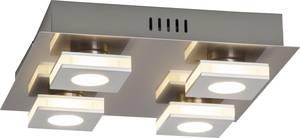 Brilliant Transit G67435/21 LED-es mennyezeti lámpa 16 W Nikkel, Alumínium Brilliant