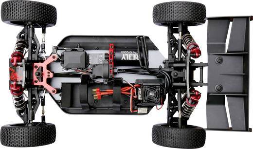 Reely Generation X BL Brushless 1:8 RC modellautó Elektro Buggy 4WD RtR 2,4 GHz