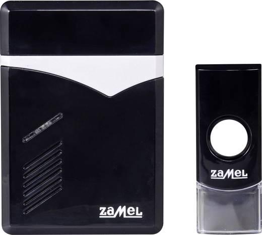 Vezeték nélküli gong Teljes készlet Névtáblával Zamel ST-251 TECHNO