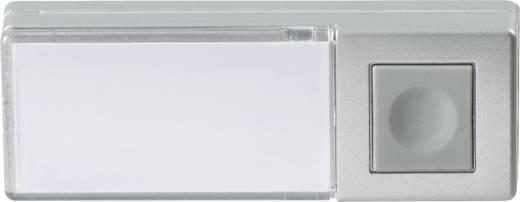 Vezeték nélküli csengő nyomógomb, adó, Heidemann 70884
