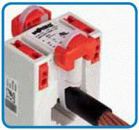 Rögzítés WAGO 855-9910 Gyorsan illeszkedő adapter a 855-x0x típusú áramforrás-transzformátorhoz, 08559910 WAGO