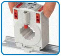 DIN sín szerelőlemez WAGO 855-9927 DIN sínadapter a 855-2701-es dugaszolóáramú transzformátorhoz, 08559927 WAGO