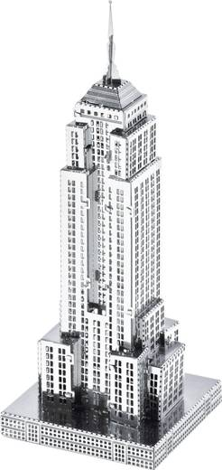 Metal Earth Empire State Building makett, 3D lézervágott fémmodell építőkészlet 502558