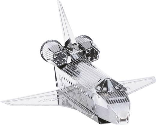 Metal Earth Atlantis űrsikló, űrrepülőgép modell, 3D lézervágott fémmodell építőkészlet 502508
