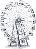 Metal Earth Ferris Wheel óriáskerék 3D lézervágott fémmodell építőkészlet 502630 Metal Earth