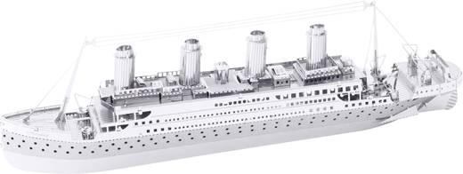 Metal Earth Titanic hajómodell, 3D lézervágott fémmodell építőkészlet 502602