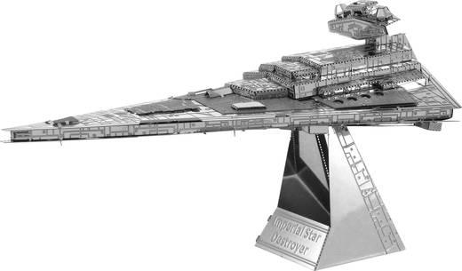 Metal Earth Star Wars Destroyer birodalmi csillagromboló 3D lézervágott fémmodell építőkészlet 502652