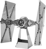 Metal Earth Star Wars TIE Fighter űrrepülő 3D lézervágott fémmodell építőkészlet 502654 Metal Earth