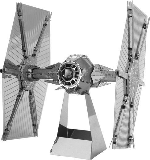 Metal Earth Star Wars TIE Fighter űrrepülő 3D lézervágott fémmodell építőkészlet 502654