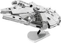 Star Wars, Millenium Falcon űrhajó fémmodell építőkészlet, 3D, lézervágott, Metal Earth  Metal Earth