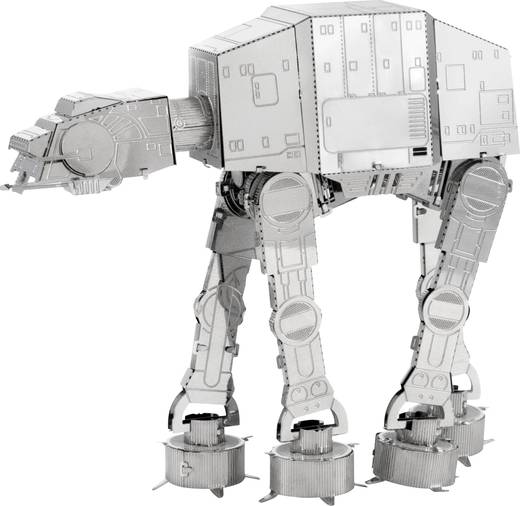 Metal Earth Star Wars AT-AT Birodalmi lépegető 3D lézervágott fémmodell építőkészlet 502662