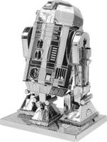 Metal Earth Star Wars R2-D2 Droid 3D lézervágott fémmodell építőkészlet 502660 Metal Earth