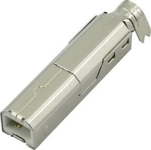 USB B dugó Dugó, egyenes DS1108-WN0 Connfly Tartalom: 1 db (DS1108-WN0) Connfly
