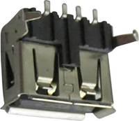 USB A beépíthető alj Alj, beépíthető, vízszintes DS1095-BNM0 Connfly Tartalom: 1 db (DS1095-BNM0) Connfly