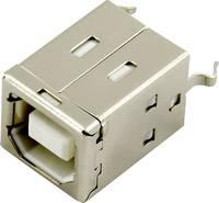 USB B beépíthető alj Alj, beépíthető, függőleges DS1099-01-WN0 Connfly Tartalom: 1 db (DS1099-01-WN0) Connfly