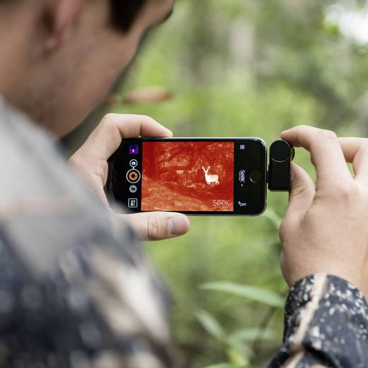 Hőkamera IOS készülékekhez, Seek Thermal Compact XR iOS SK1002IO