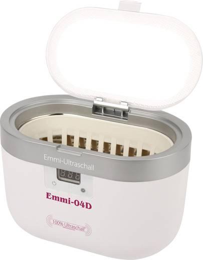 Ultrahangos tisztító, 0,6 l, 160x90x50 mm, 50 W, Emag
