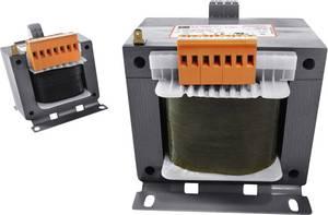 Block STU 1000/2x115 Vezérlő transzformátor, Leválasztó transzformátor, Biztonsági transzformátor 2 x 115 V/AC 1000 VA Block