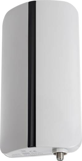 Aktív kültéri DVB-T antenna, 20 dB, szürke, Renkforce