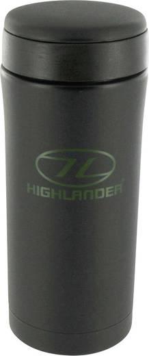 Termobögre, fekete, 330 ml, Highlander Sealed Mug CP163-BK