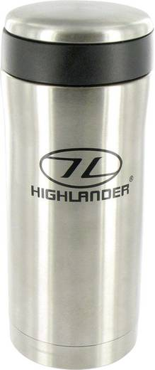 Termobögre, ezüst, 330 ml, Highlander Sealed Mug CP163-SR