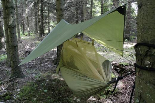 Szúnyogháló dupla ágyhoz, Highlander MID025