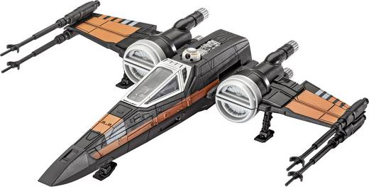 Revell 06750 Star Wars Poe X-Wing Fightere