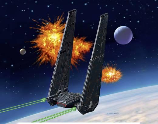 Revell 06695 Star Wars Kylo Ren´s Command Shuttle építőkészlet