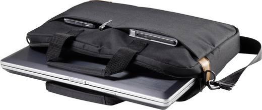 """Notebook táska 39,6 cm-ig (14,1"""" ... 15.6""""), fekete, Renkforce"""