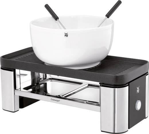 Raclette sütő, raclette grill, kerámia tállal, csokifondű készítéshez WMF