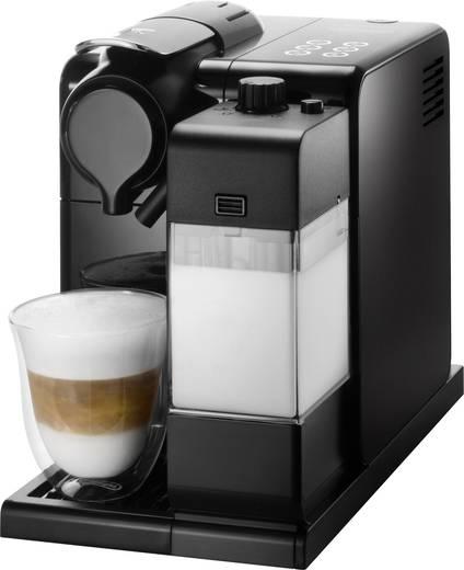 DeLonghi Lattissima raken EN 550.B Kapszulás kávéfőző Fekete Tejtartállyal, One Touch, Kapszulákkal