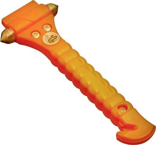 Ablaktörő kalapács, autós vészkalapács öv vágóval LifeHammer LHCG0001