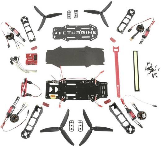 Robitronic FPV 250 Combo Kit Racekopter építőkészlet