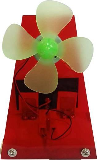 Napelemes, szolár ventilátor építőkészlet Arexx WTR-VENT