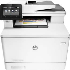 HP Color LaserJet Pro MFP M477fnw Többfunkciós színes lézernyomtató A4 LAN, WLAN, NFC HP