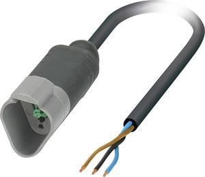 Phoenix Contact 1414999 Érzékelő-/működtető összekötő, konfekcionált Dugó, egyenes 1.50 m Pólusszám: 3 1 db Phoenix Contact