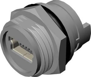 Mini-USB, B beépített foglalat Alj, beépíthető 690-W05-260-044 MH Connectors Tartalom: 1 db MH Connectors