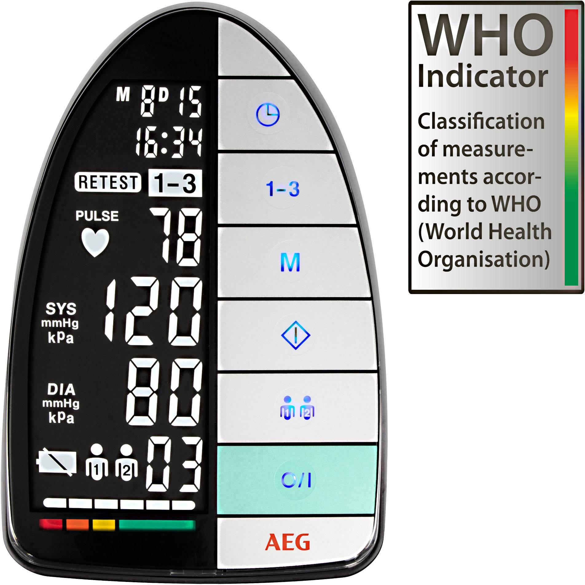 Felkaros vérnyomásmérő AEG BMG 5677 520777 ár, eladó..