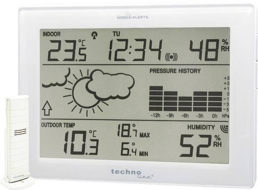 Vezeték nélküli időjárásjelző állomás, Techno Line MA 10410
