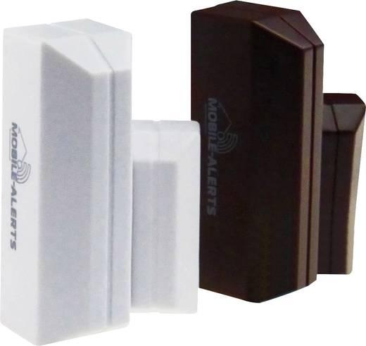 Vezeték nélküli ablak, ajtónyitás érzékelő riasztó, 3 részes készletTechno Line MA 10800-3