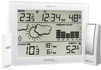 Internetes időjárás állomás, meteorológiai állomás gateway modullal Techno Line Mobile Alerts MA 10006 Techno Line